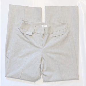 LOFT By Ann Taylor | Trousers Size 6 Gray
